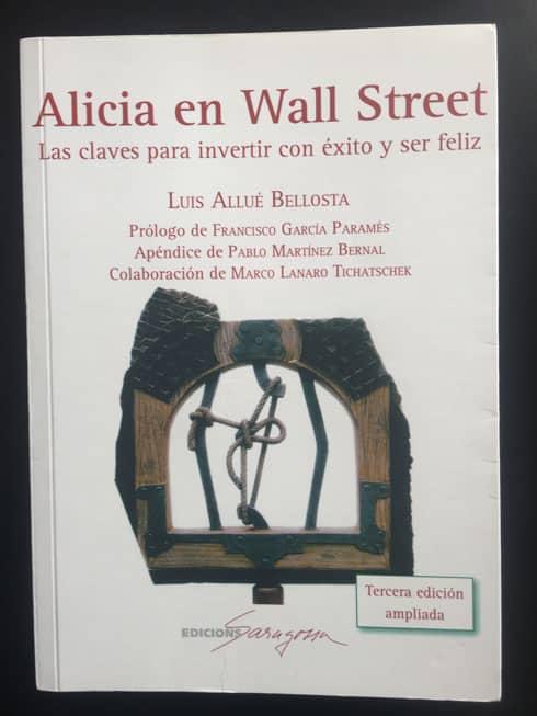 Alicia en Wall Street