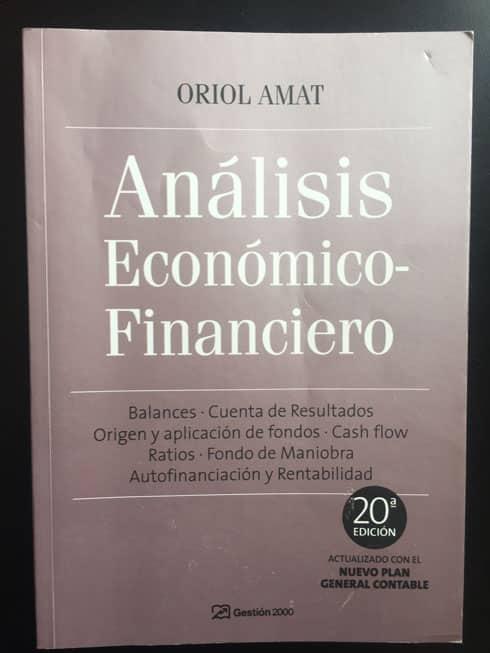 Análisis Económico Financiero - Oriol Amat