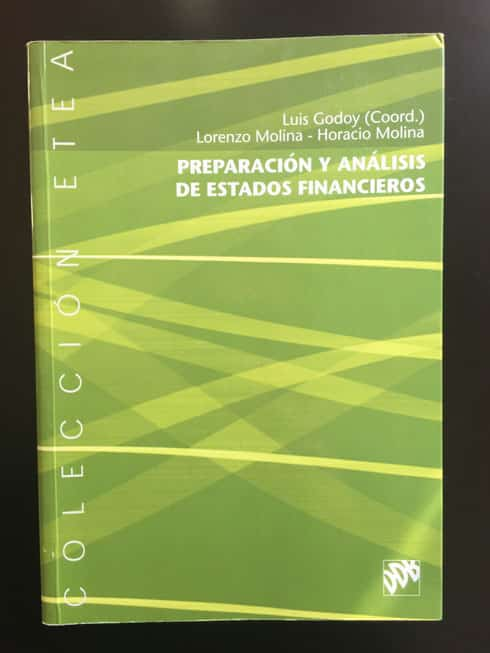 Preparación y análisis de estados financieros