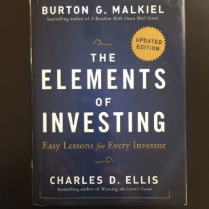 The Elements of Investing - Charles D. Ellis y Burton G. Malkiel