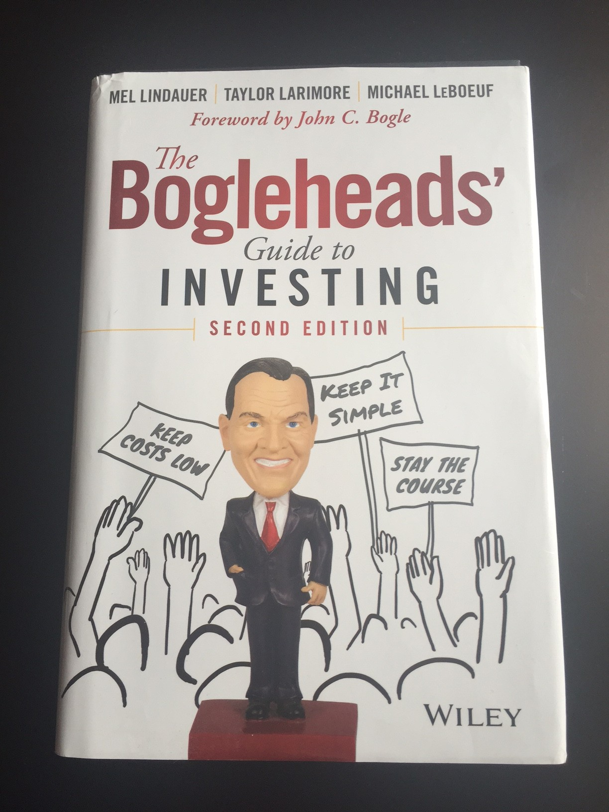 aprender a invertir en bolsa con the bogleheads guide to investing