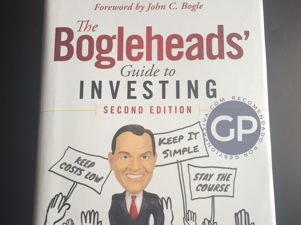 libro para aprender a invertir en bolsa - The Bogleheads' Guide to Investing